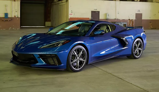 2020 Chevrolet Corvette Is Finally Revealed Ioebusiness Business